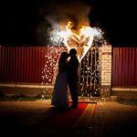 Огненное шоу на свадьбу Барнаул