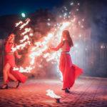 Огненное шоу Барнаул