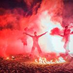 Фаер шоу Барнаул
